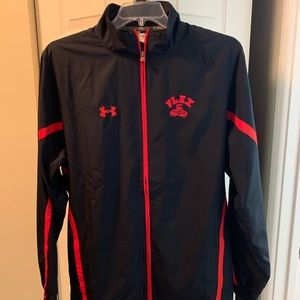Under armour custom flex full zip jacket